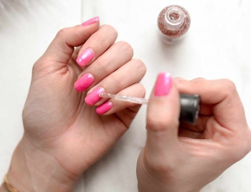 7 Ways To Use Nail Polish